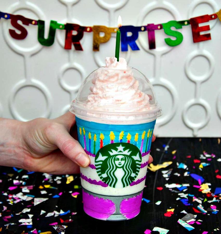 Free Birthday Starbucks ~ Starbucks birthday gallery