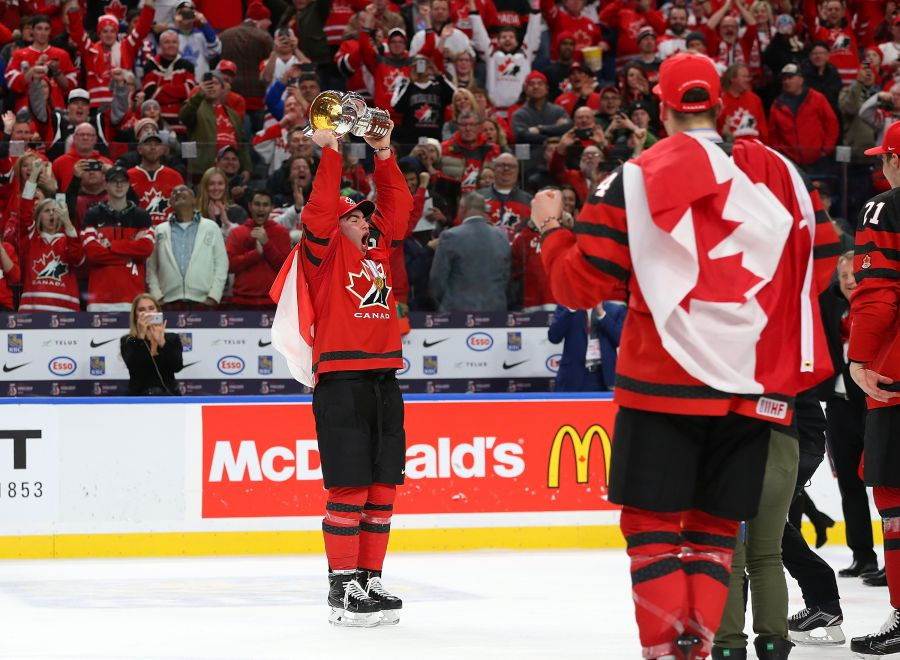 The 2021 World Juniors Have Been Awarded To Edmonton And Red Deer