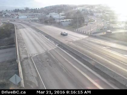 Two New Traffic Cams Go Live In Kamloops