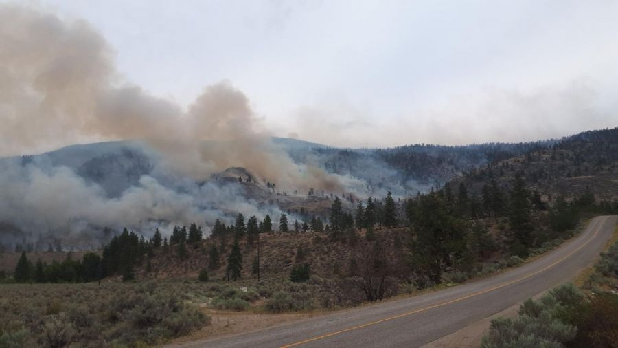 UPDATE: Eagle Bluff wildfire up to 2,680 hectares