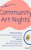 Community Art Night