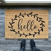 DIY Doormat Workshop