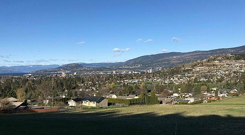 Kelowna's heading into a 'warming and drying trend'