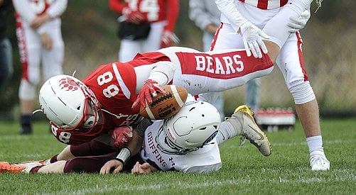 PHOTOS: High school football action from Thanksgiving weekend
