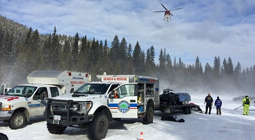 UPDATE: Search for missing snowmobiler prompted call to Canadian Air Force