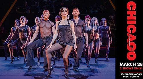 'Chicago' the musical headed to the SOEC in March