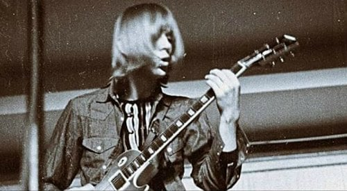 Former Fleetwood Mac guitarist Danny Kirwan dead at 68