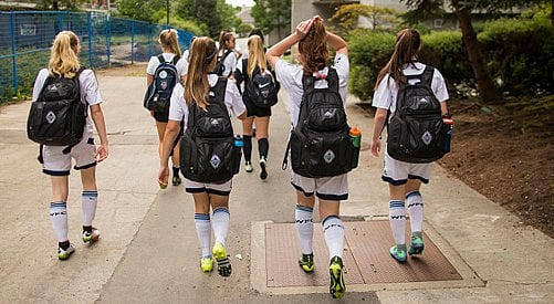 Kelowna girls graduate to Whitecaps soccer program in Burnaby