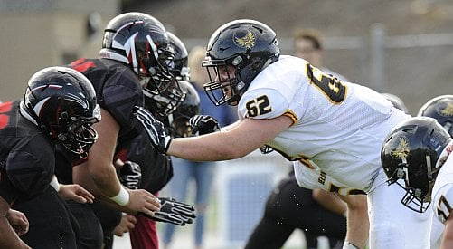 Owls, Voodoos tackle different gridiron challenges