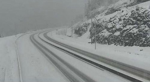 Snow on the way for the Coquihalla and Connector