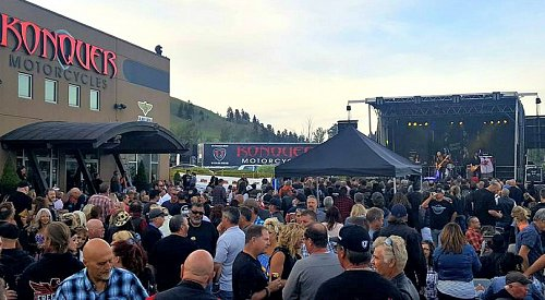 Danko Jones to headline 12th annual Ride & Rock