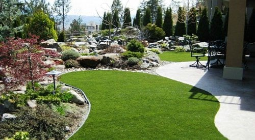 How Okanagan residents are transforming their outdoor spaces, simplifying their lives, and helping the planet