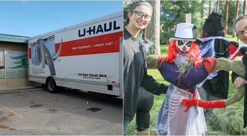 Thousands of dollars of Rutland Scarecrow Festival gear stolen from truck