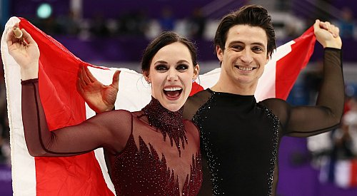 Scott Moir, Tessa Virtue, Patrick Chan, Elvis Stojko and more are coming to Prince George this fall