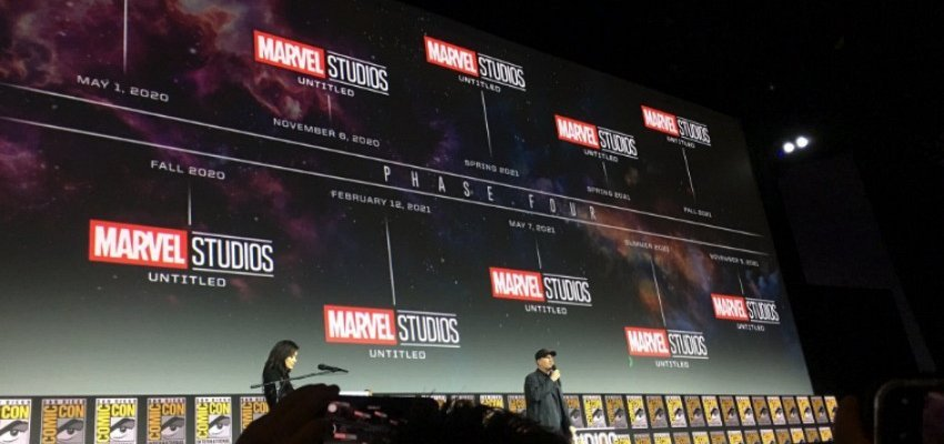 Marvel stuns fans, announces at least 10 more films and series coming soon